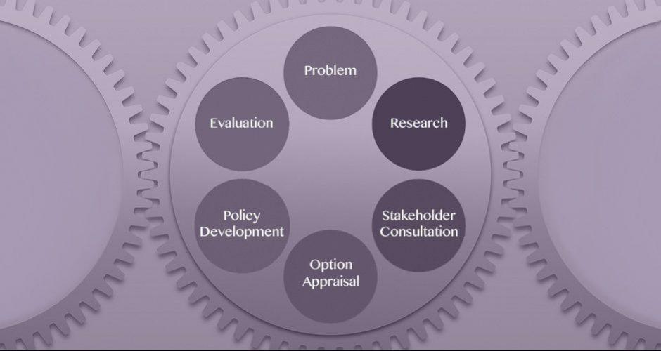 policy development diagram